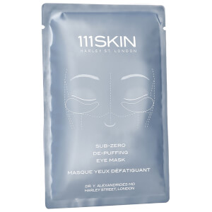 111SKIN Sub Zero De-Puffing Eye Mask Single 0.20 oz