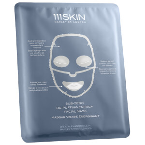 111SKIN Sub Zero De-Puffing Energy Mask Single 1.01 oz