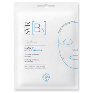 SVR Masque B Instant Plumping and Hydration 5% Vit B3 Bio-Cellulose Sheet Mask