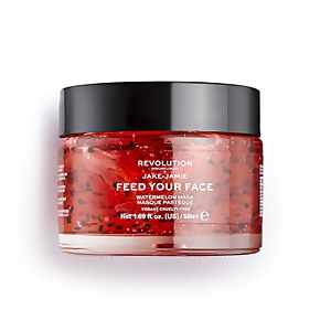 Revolution Skincare x Jake Jamie Watermelon Hydrating Face Mask 50ml