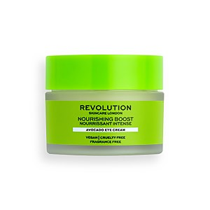 Revolution Skincare Nourishing Boost Avocado Eye Cream 15ml