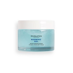 Revolution Skincare Warming Gel Moisturising Face Mask 50ml