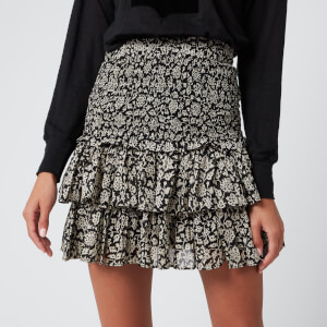 Isabel Marant Étoile Women's Naomi Skirt - Black