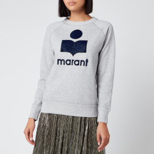 Isabel Marant Étoile Women's Milly Sweatshirt - Grey