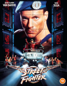 Street Fighter (Limited to 3000 Units)