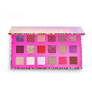 Revolution Pro New Neutrals Passion Shadow Palette 18g