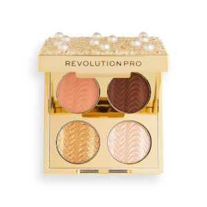 Revolution Pro Ultimate Eye Diamonds and Pearls Palette 3.2g