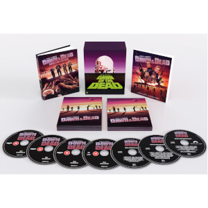 Coffret Zombie 4K Ultra HD - Édition Limitée