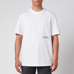 OAMC Men's Henry T-Shirt - White