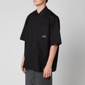 OAMC Men's Kurt Bulb Shirt - Black