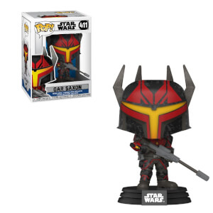 Star Wars Clone Wars Darth Maul's Captain Pop! Vinyl Figure