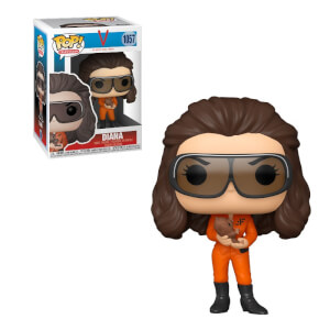 V TV Show Diana in Glasses w/Rodent Pop! Vinyl Figure