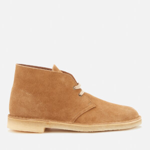 Clarks Originals Men's Suede Desert Boots - Nutmeg