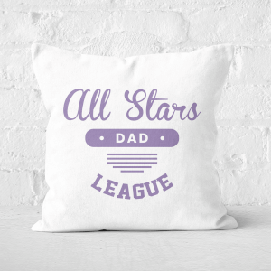 All Star Dad Square Cushion