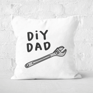 DIY Dad Square Cushion