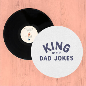 King Of The Dad Jokes Slip Mat