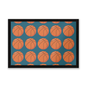 Basketball Entrance Mat