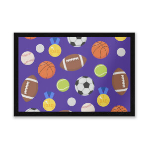 Sports Dad Entrance Mat