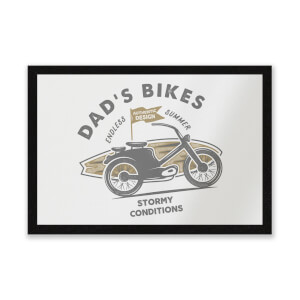Dad's Bikes Entrance Mat