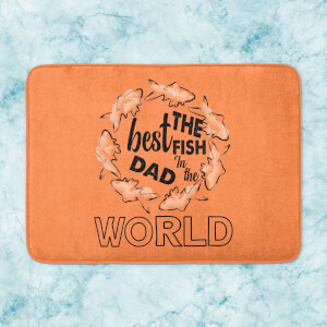 Best Fish Dad Bath Mat