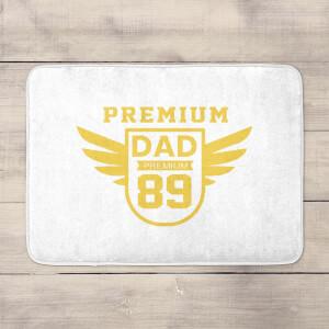 Premium Dad Bath Mat