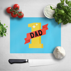 1 Dad Chopping Board
