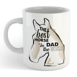 Horse Dad Mug