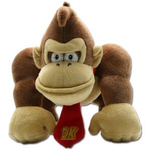 Nintendo Super Mario - Donkey Kong Plush 22cm