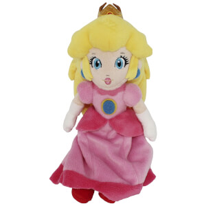 Nintendo Super Mario - Princess Peach Plush 27cm