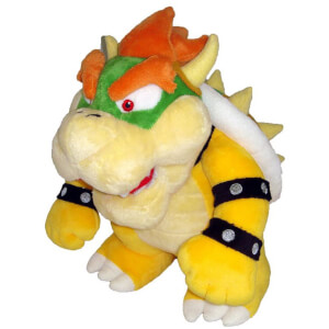 Nintendo Super Mario - Bowser Plush 26cm