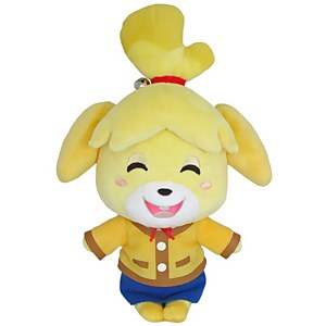 Animal Crossing - Isabelle Plush 20cm
