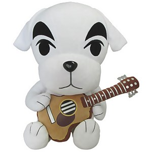 Animal Crossing - K.K. Slider Plush 20cm