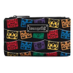 Loungefly Día De Las Banderas Flap Wallet