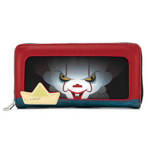 Loungefly IT Pennywise Sewer Scene Wallet