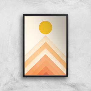 Mountainscape 4 Giclee Art Print