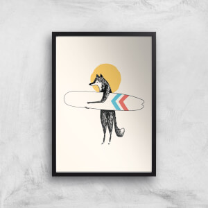 Here Comes The Sun Giclee Art Print
