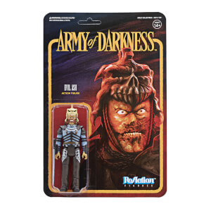 Super7 Army of Darkness ReAction Figure - Evil Ash Action Figure