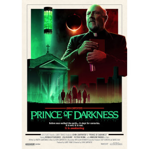 John Carpenter's - Prince of Darkness Lithograph by Matt Ferguson