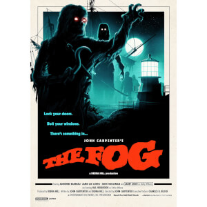 John Carpenter's - The Fog Lithograph by Matt Ferguson