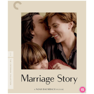 Marriage Story - The Criterion Collection