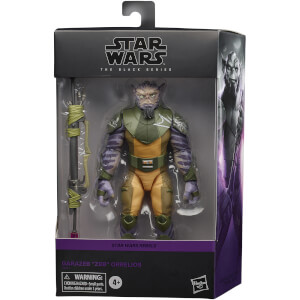 Hasbro Star Wars Black Series Deluxe Zeb Orrelios 6-Inch Scale Figure