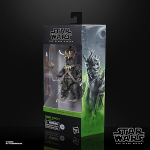 Hasbro Star Wars Black Series Teebo (Ewok) 6-Inch Scale Figure