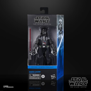 Star Wars The Black Series, figurine articulée Dark Vador