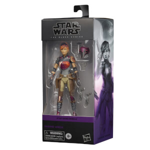 Hasbro Star Wars Black Series Rebels Sabine Ren 6-Inch Scale Figure