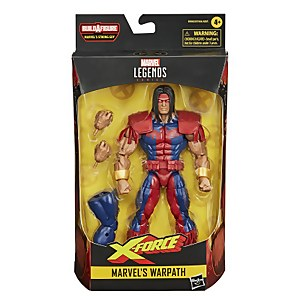 Hasbro Marvel Legends Series - Marvel's Warpath
