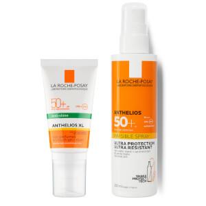 La Roche Posay Protect + Mattify Expert Sun Care Bundle