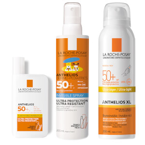 La Roche Posay Expert Sun Protection for the Family SPF50+