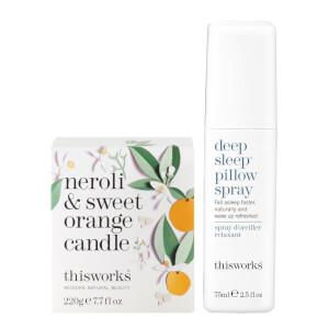 this works Deep Sleep and Neroli Orange Bundle (Worth £44.50)