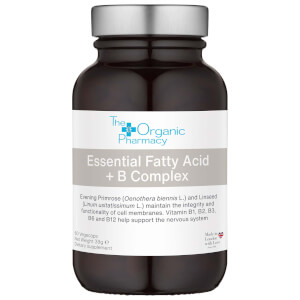 The Organic Pharmacy Essential Fatty Acid + B Complex 120g
