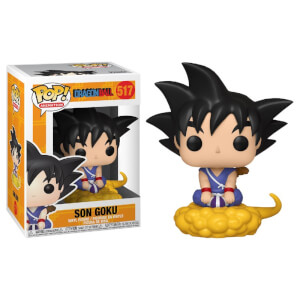 Dragon Ball Z Son Goku EXC Pop! Vinyl Figure